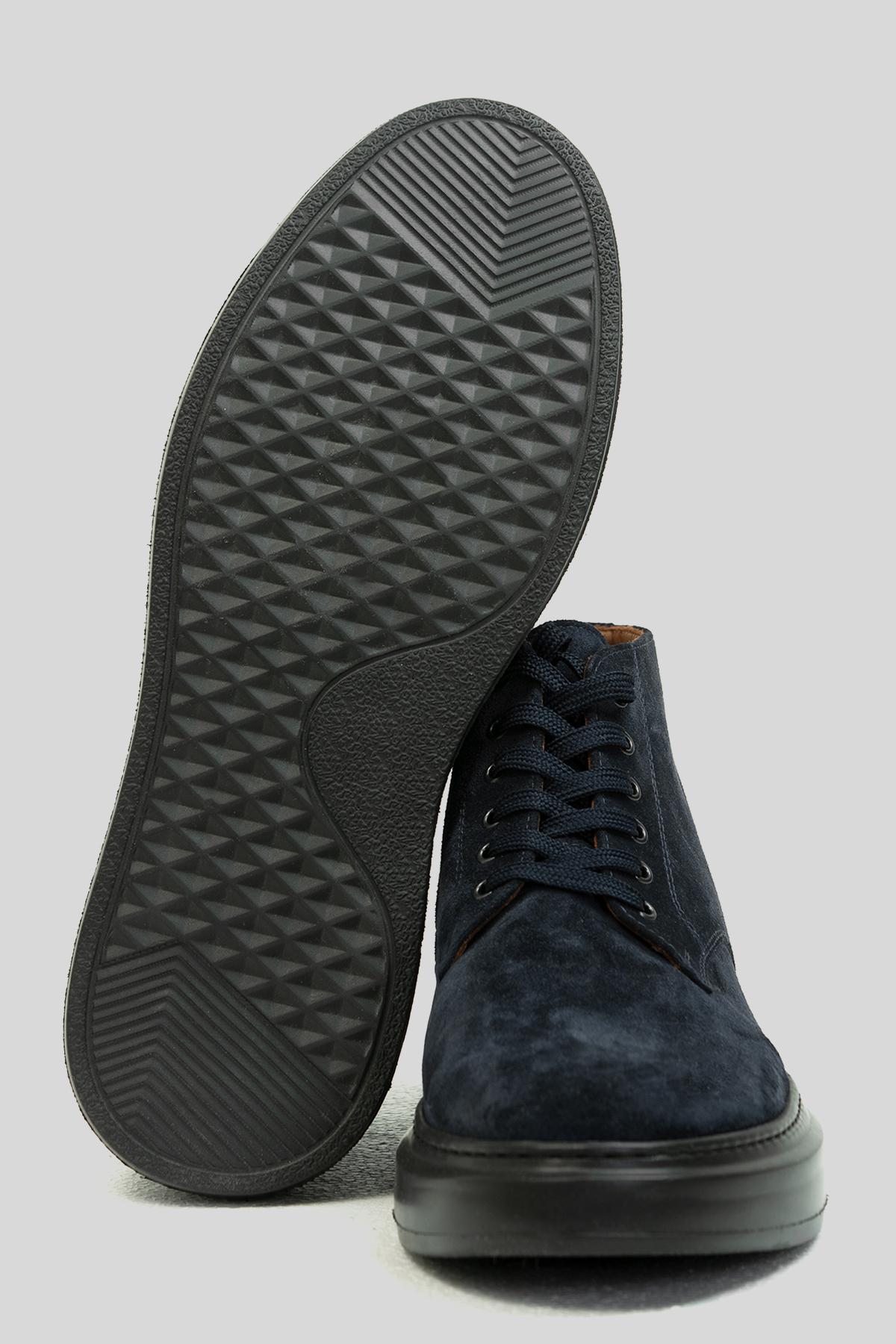 Mezzo Süet Casual Ayakkabı Lacivert