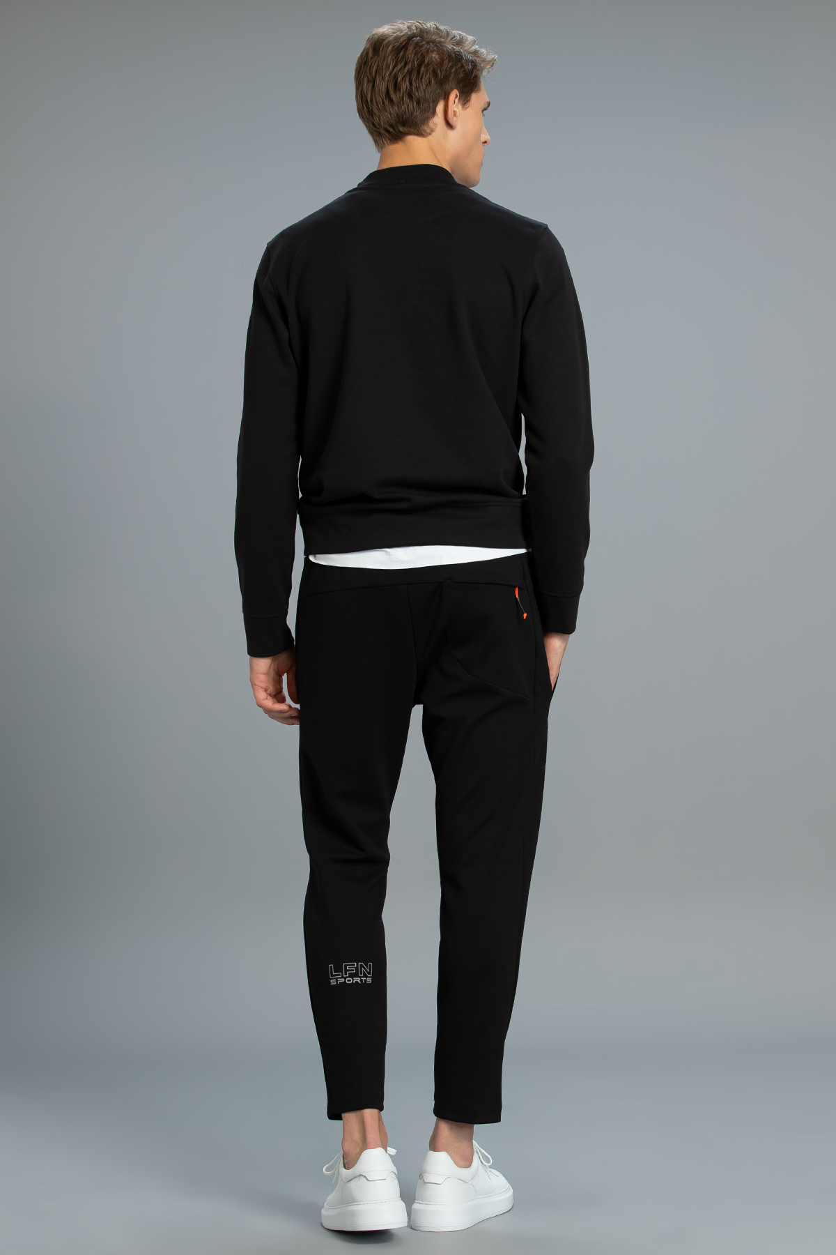 Todillo Erkek Sweatshirt Siyah